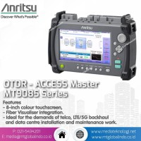 OTDR Anritsu MT9085C2 1310/1550 46dB