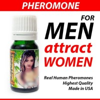 ASIAN FOR ASIAN Unscented by Liquid Alchemy Labs Pheromone for MEN