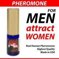 THE HOOKUP Spray Unscented by Pheromone Treasures for MEN