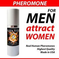 AQUA VITAE GEL Unscented by Liquid Alchemy Labs USA Pheromone for MEN