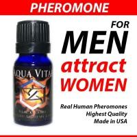 AQUA VITAE Scented by Liquid Alchemy Labs Pheromone untuk PRIA