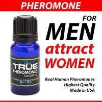 TRUE ALPHA Unscented by TRUE Pheromones USA for MEN