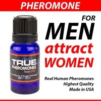 TRUE LOVE Unscented by TRUE Pheromones for MEN