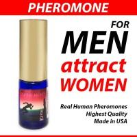 ZERO to 69 Spray Unscented by Pheromone Treasures USA for MEN