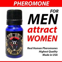 BAD WOLF Scented by Liquid Alchemy Labs Pheromone USA for MEN