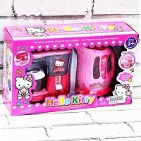 Mainan Bayi Anak Peralatan Masak Hello Kitty