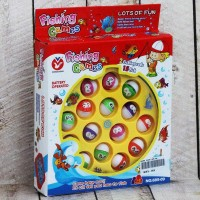 Mainan Bayi Anak Fishing Game Box