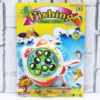 Mainan Bayi Anak Fishing Game