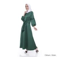 Brenda Dress Green