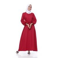 Brenda Dress Red