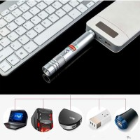 Green Laser Pointer / Laser Pointer Hijau Rechargeable USB 710