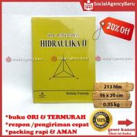 Soal Penyelesaian Hidraulika ll (Hidraulika 2) - Bambang Triatmodjo