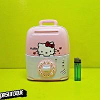 Celengan berangkas Koper Hello Kitty 6688