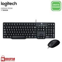 Logitech Combo Keyboard + Mouse MK100