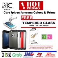 Spigen Samsung Galaxy J7 Prime Slim Armor Soft+Hard Case Cover Tough