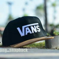 topi snapback vans / vans cap original import / hat