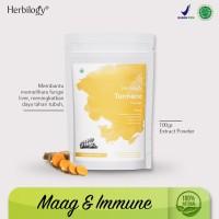 Herbilogy Turmeric (Kunyit) Extract Powder 100g