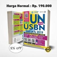 Buku UN + USBN SMP/MTs 2019 Edu Penguin
