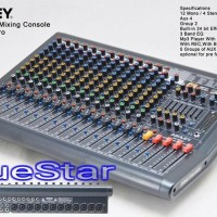 Harga mixer ashley m16pro 16 channel professional 12 mono 4 stereo | Pembandingharga.com