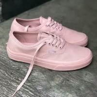 sepatu vans authentic peach wanita bnib premium pink c5d363597