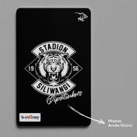 Simamaung Card - Desain Stadion Siliwangi (E-Money/Flazz Persib)