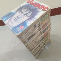 (DIBELI) Vagabond musashi inoue takehiko 1 - 37 komik manga jepang