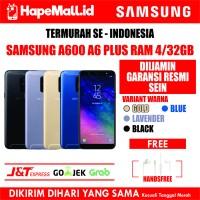 HP Samsung Galaxy A6 Plus A605 Garansi Resmi SEIN Termurah