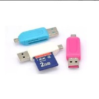 Card Reader OTG - MicroSD - SD OTG +Card Reader - KHE051