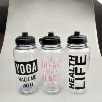 Botol Air Minum Tempat Air Minum Bekal Cocok untuk Olahraga - HBT019