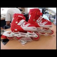 Gratis Spinnner Sepatu Roda Anak Bajaj Murah Sepatu Inline Skate Lampu c15f1b8ccc