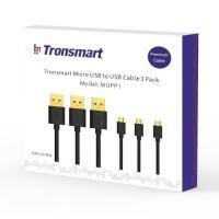 Harga promo tronsmart fast charge cable micro usb mupp1 3 3ft 3 | antitipu.com