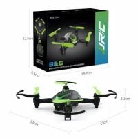 DRONE BAGUS MINI DRONE JJRC H48 2.4G 4CH 6 Axis Gyro 3D Flips RC Drone