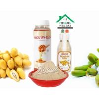 Harga paket promil serbuk bunga kurma muda 60 gram madu murni 340   Pembandingharga.com
