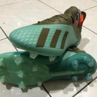 Soccer Adidas X 18.1 FG - Raw Green