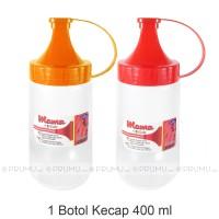 Botol Kecap 400 ml   Botol Saos   Botol Mayonnaise   Squeeze Bottle