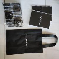 Paket Seminar kit (pen, note, goodybag) bonus stiker