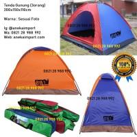 Tenda Lipat, Tenda Kemah, Tenda Kemping, Tenda Camping Dome Murah