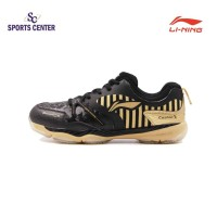 NEW!! Sepatu Badminton Lining Ranger Lite II AYTN073 / AYTN 073 BlackG