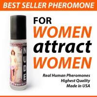 NUDE Unscented by Liquid Alchemy Labs Pheromone USA for WOMEN to WOMEN