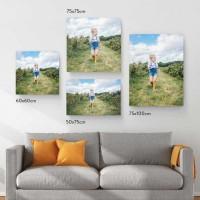 Cetak Foto Kanvas / Canvas Photo Print - LEMBARAN