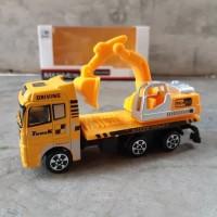 Harga diecast mobil konstruksi bangunan miniatur mainan mobil | antitipu.com