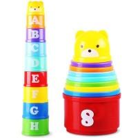 Mainan Bayi Anak Mainan Susun Balok /Cup