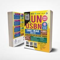 Buku UN + USBN SMK/MAK 2019 Soal Hots, Kompas Ilmu