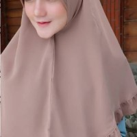 Hijab simple pet remple
