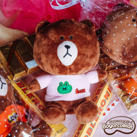 Parsel Valentine Brown Toblerone