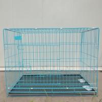 Kandang Kucing Anjing Kelinci 90cm - Kandang Lipat