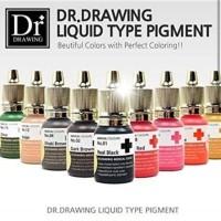 Dr. Drawing tinta sulam alis/bibir/eyeliner