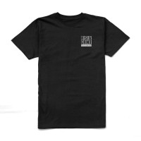 RISE AND GRIND RECORDS - Logo Black Tshirt
