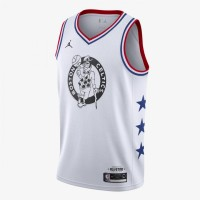 45fd29264 Pakaian Basket Nike Kyrie Irving All-Star Edition Swingman Jersey Whit