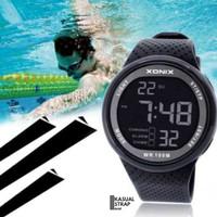 Jam Tangan Selam Diving Digital Waterproof 100m - Xonix